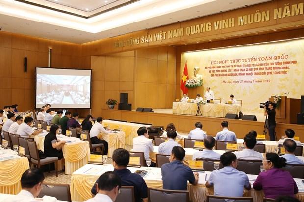 越南政府副总理张和平:坚决与敲诈勒索、贪污受贿等腐败现象作斗争 hinh anh 2