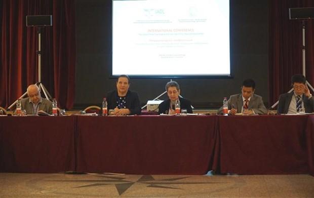 东海问题国际研讨会:强化社会组织的建设性作用 hinh anh 1