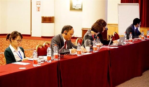 东海问题国际研讨会:强化社会组织的建设性作用 hinh anh 2