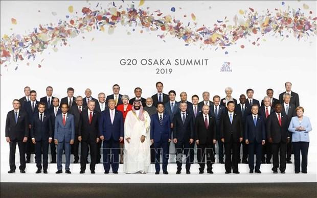G20峰会:阮春福出席相关活动 hinh anh 2