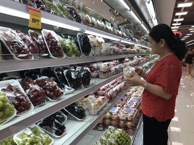 2019年6月胡志明市居民消费价格指数环比下降0.04% hinh anh 1