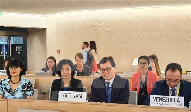 越南注重提高妇女应对气候变化能力 hinh anh 1