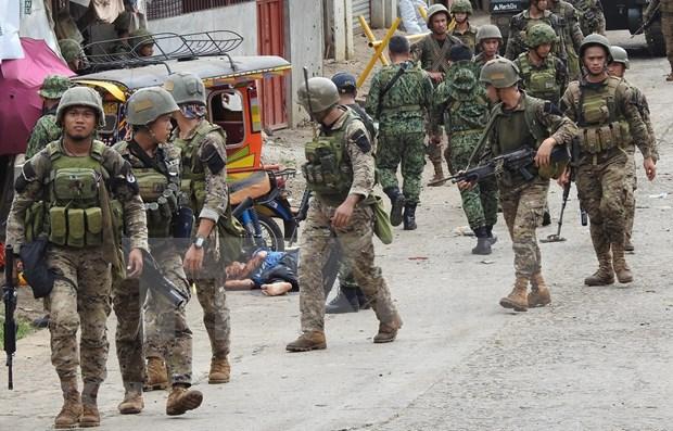 菲律宾发生自杀式爆炸事件 伤亡人数为16人 hinh anh 1