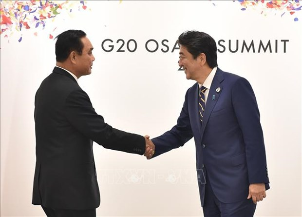 G20峰会:泰国与日本关系将继续稳定向前发展 hinh anh 2