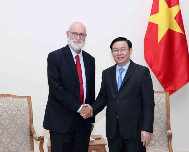 王廷惠副总理:越南与以色列经济结构具有互补性 hinh anh 1