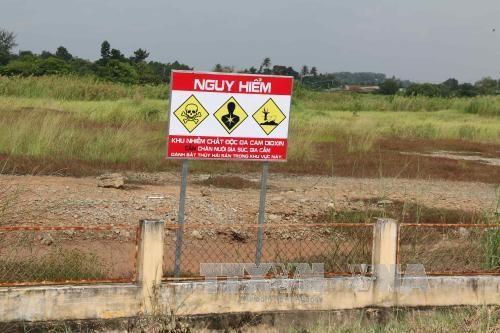 越南成立消除有毒化学物质危害和克服环境事故国家行动中心 hinh anh 1