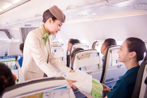越竹航空公司将在本月动工兴建航空培训学院 hinh anh 1