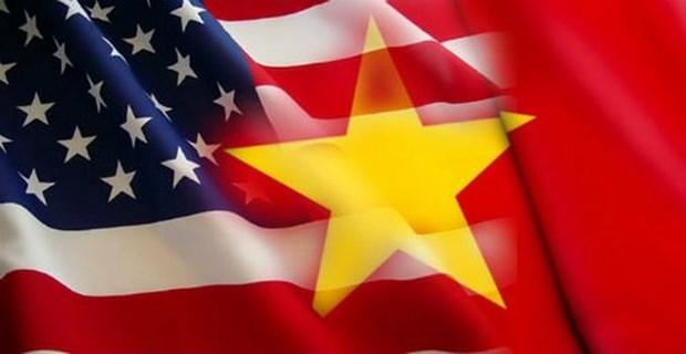 美国驻越南大使馆就两国贸易关系回答越通社的提问 hinh anh 1