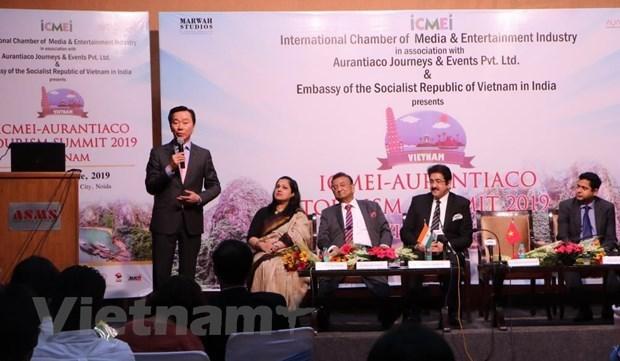 越南在印度大力推动旅游形象 hinh anh 1