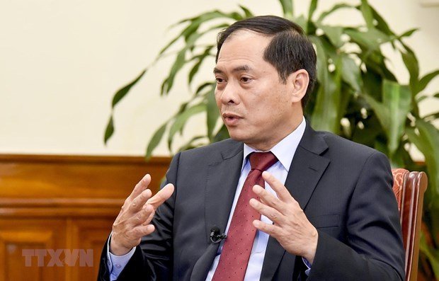 EVFTA为推动越南与欧盟关系迈上新台阶注入新动力 hinh anh 1
