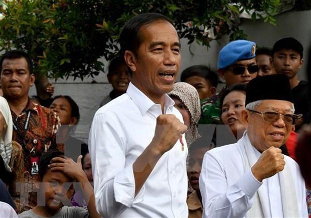 印尼新总统佐科威将于10月20日宣誓就职 hinh anh 1