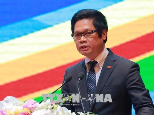 《越南与欧盟自由贸易协定》:越南企业参与全球价值链的门窗 hinh anh 1