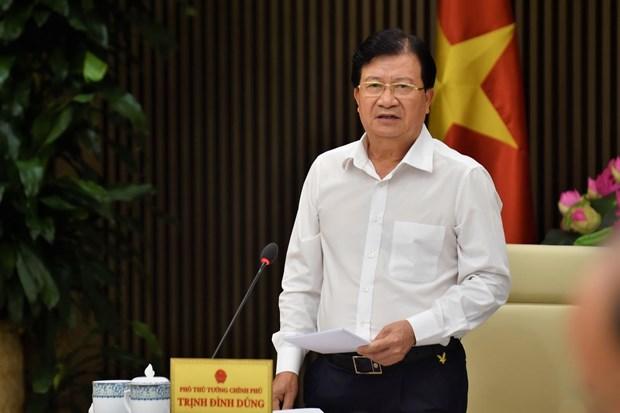 越南政府副总理郑廷勇将对阿联酋和坦桑尼亚进行访问 hinh anh 1