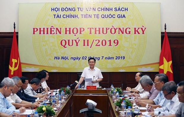越南政府努力促进宏观经济平稳运行 hinh anh 1