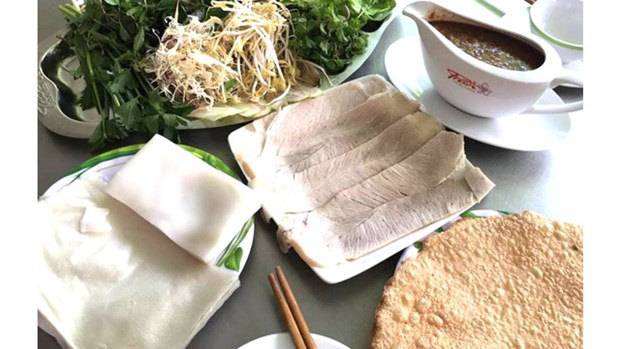 岘港打造美食旅游品牌 hinh anh 3
