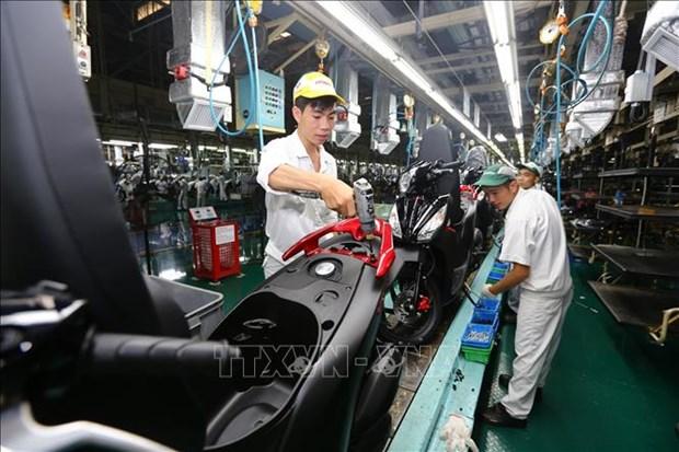 日本企业对EVFTA给越南带来的商机持乐观态度 hinh anh 1