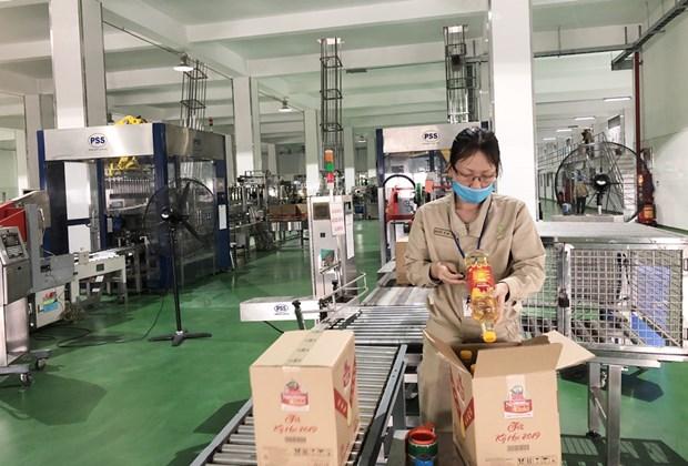 越南各工业区园区企业入住率达近74% hinh anh 1