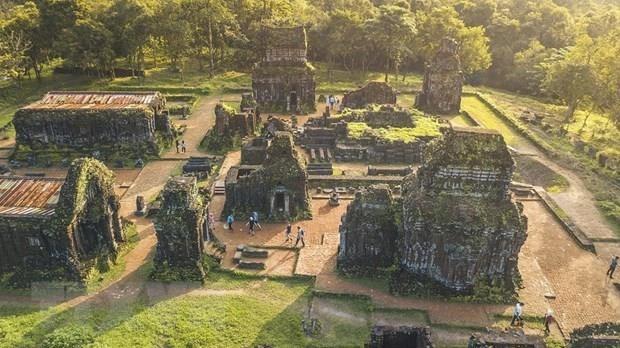 印度和俄罗斯专家协助越南保护广南省的世界文化遗产 hinh anh 1