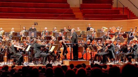 越南将首次举行2019年国际小提琴比赛和越南室内乐音乐会 hinh anh 1