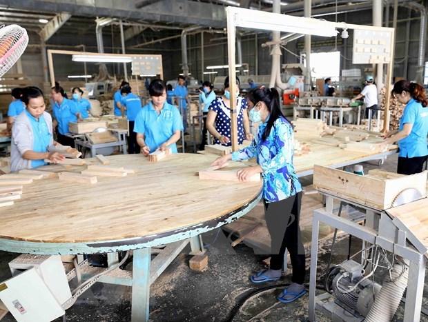 《越欧自由贸易协定》:越南木材加工业迎来可持续发展机会 hinh anh 1