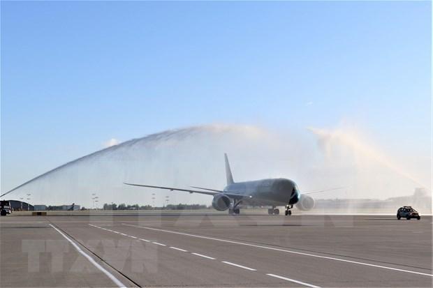 越航正式开通飞往莫斯科谢列梅捷沃国际机场的航线 hinh anh 2