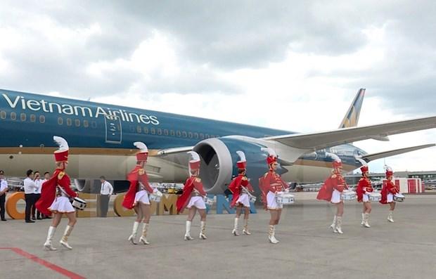 越航正式开通飞往莫斯科谢列梅捷沃国际机场的航线 hinh anh 1