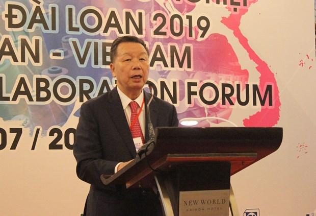 越南与中国台湾促进工业合作 hinh anh 2