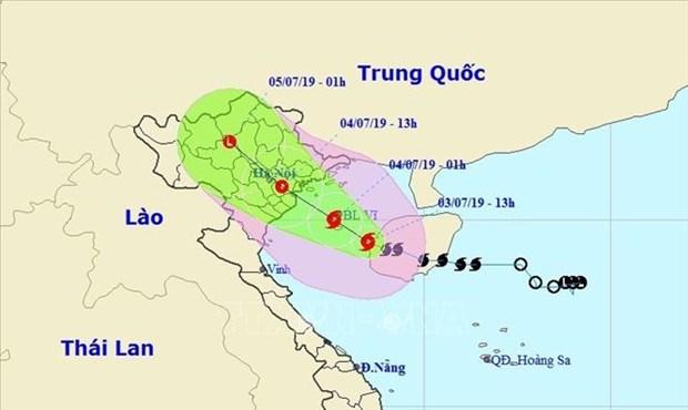 """越南农业与农村发展部部长阮春强:积极采取有效措施 全力应对台风""""木恩"""" hinh anh 1"""