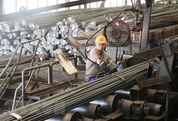 《越欧自由贸易协定》为越南钢铁产业开辟新市场 hinh anh 2