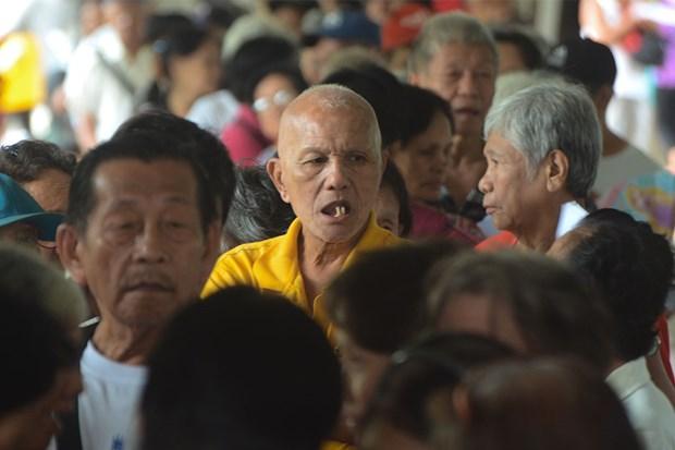 """菲律宾面临""""老龄化社会""""危机 hinh anh 1"""