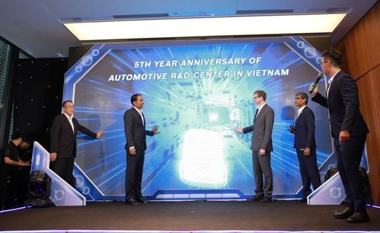博世对越南创新研究提供援助 hinh anh 1