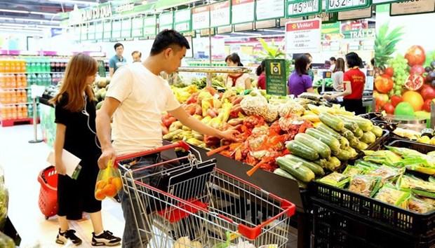 越南政府副总理王廷惠:2019年上半年消费者物价指数创三年来新低 hinh anh 1