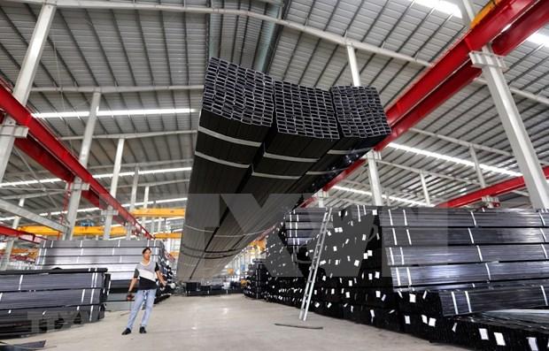 DOC公布对自越南进口的冷轧钢板和耐腐蚀钢反倾销税和反补贴税调查的初步裁定 hinh anh 1