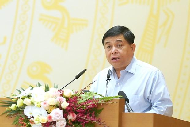 阮志勇部长:2019年越南GDP增速有望达到6.8% hinh anh 1