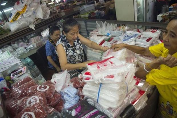 泰国禁止多种一次性塑料制品 hinh anh 1