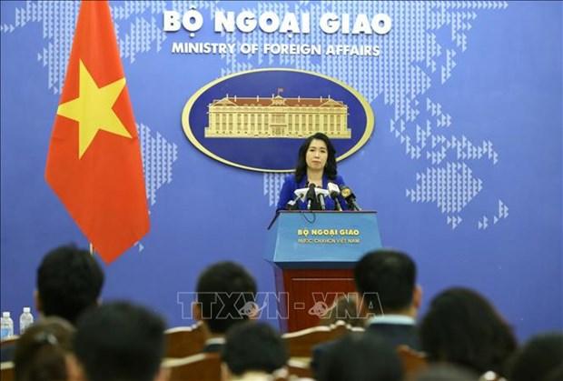 越南外交部发言人:越南尊重公民的宗教信仰自由 hinh anh 1