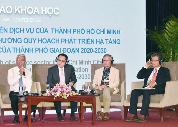 胡志明市展开2020-2030年服务基础设施规划 hinh anh 2