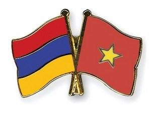 社论:越南与亚美尼亚传统友好关系的新里程碑 hinh anh 1