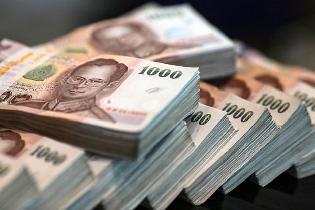 泰铢走强 泰国出口企业亏损额可达170亿美元 hinh anh 1