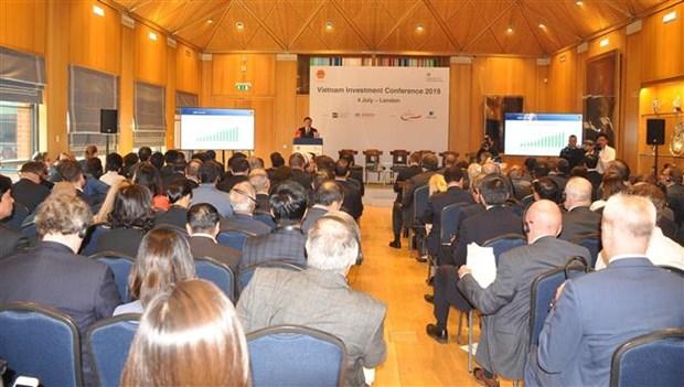 在英国举行的越南金融投资促进会获外国投资商的高度关注 hinh anh 2