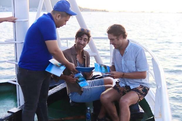 努力将昆岛发展成为特色的海岛生态旅游 hinh anh 2