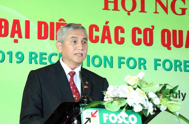 越南致力提升旅越外国人的协助服务质量 hinh anh 1
