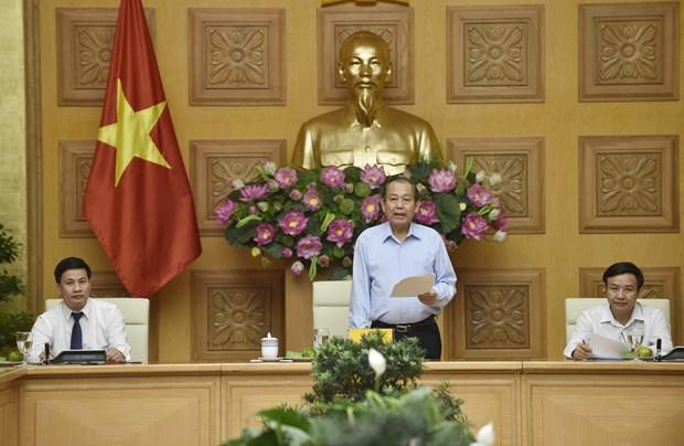政府副总理张和平:全力以赴提升革命战争时期有功人员生活质量 hinh anh 1