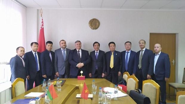 越南与欧洲一些国家分享促进对外信息工作经验 hinh anh 1