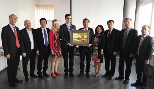 越南与欧洲一些国家分享促进对外信息工作经验 hinh anh 2