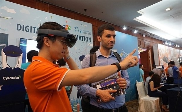 FPT集团与韩国20家集团将在数字化转型领域进行合作 hinh anh 1