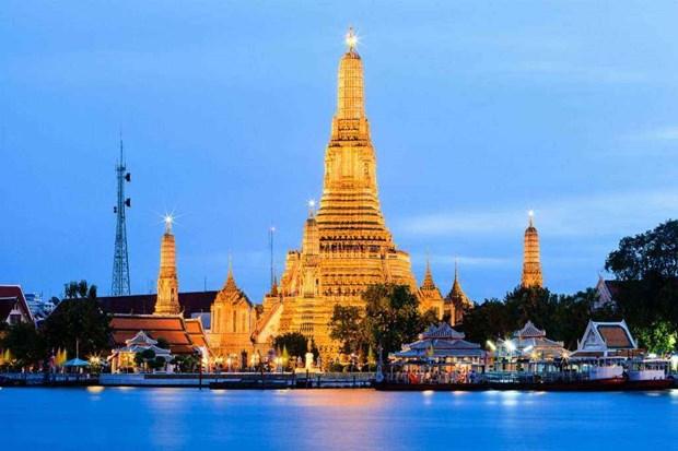 泰国下调2019年旅游营业收入增长预测 hinh anh 1