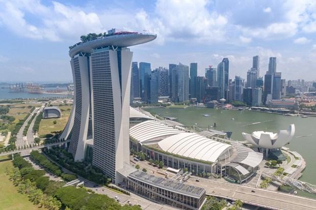 新加坡采用个别的智慧城市指数 hinh anh 1