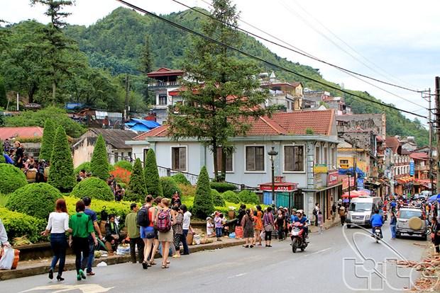 老街省继续是颇受国内外游客青睐的旅游目的地 hinh anh 2