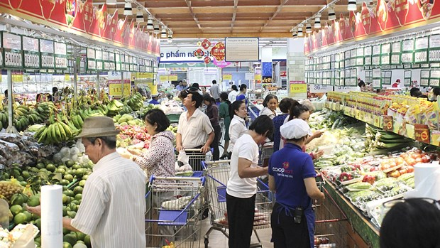 零售市场上的合并与收购:国内外企业争先恐后 hinh anh 1
